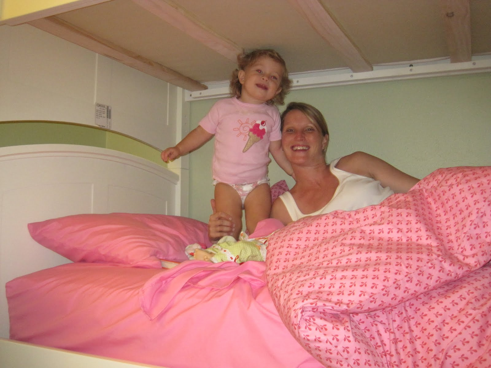 Hanging With The Hammacks Funny Sayings Big Girl Bed