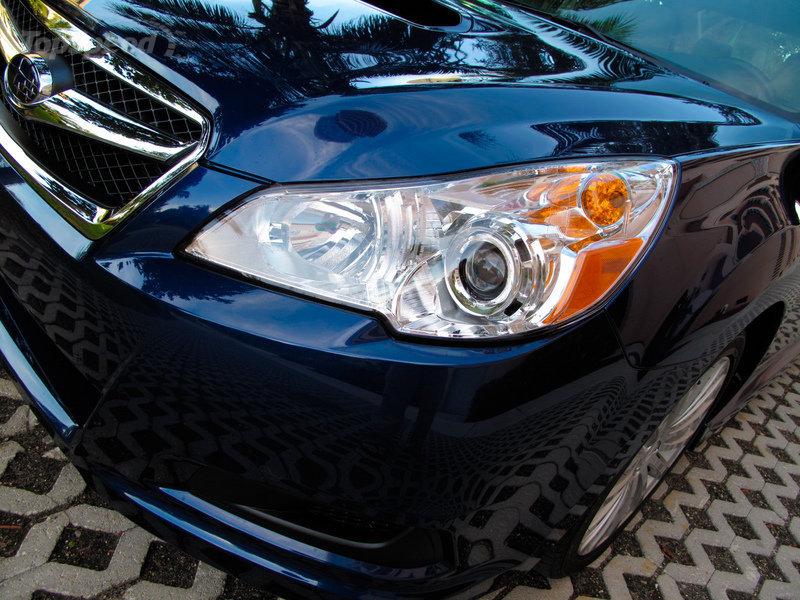 FORTITU  Subaru Legacy 2 5 GT