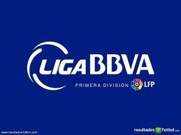 Liga futbol BBVA