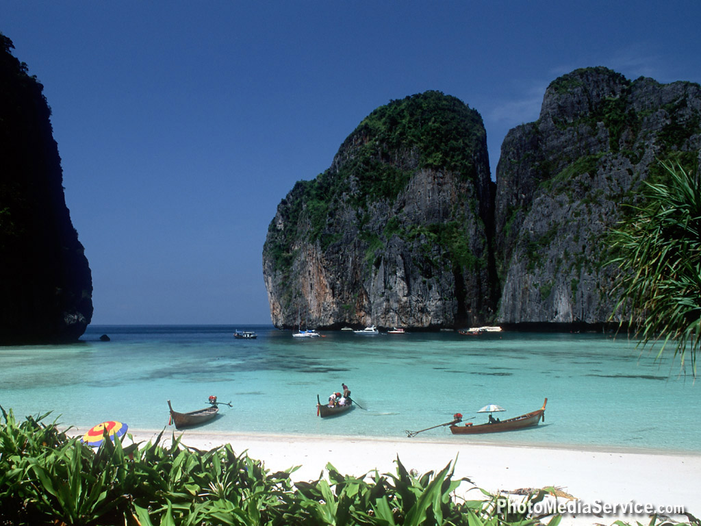 Travel And Tourism Thailand Beaches Wallpapers