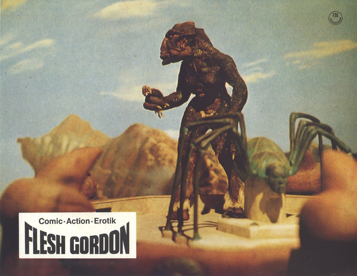 Flesh Gordon (1974) | Scorethefilm's Movie Blog: scorethefilm.blogspot.com/2010/09/flesh-gordon-1974.html