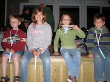 The kids... July 4, 2008