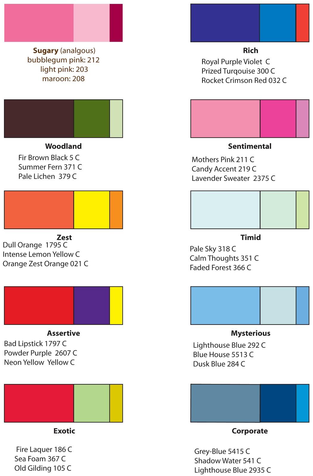 dylan reese graphic design blog color emotions