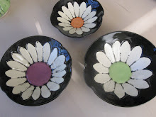 Colourful Daisy bowls!!