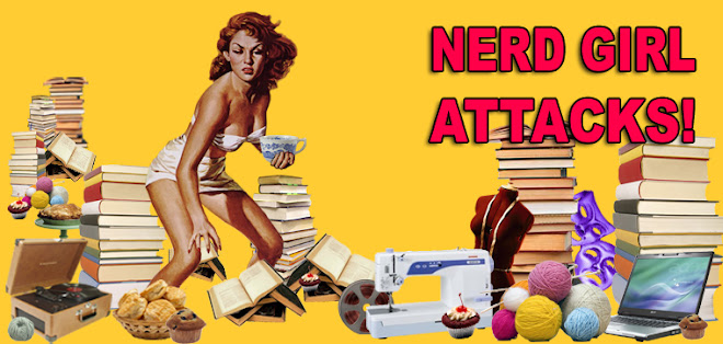 NERD GIRL ATTACKS