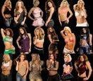 WWE & WWF Hot Divas