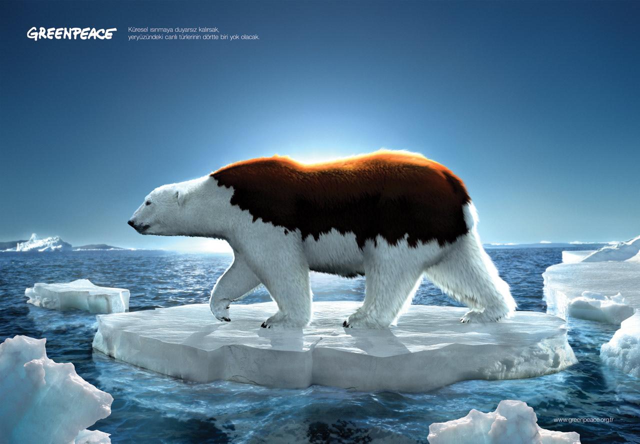 Greenpeace Global Warming