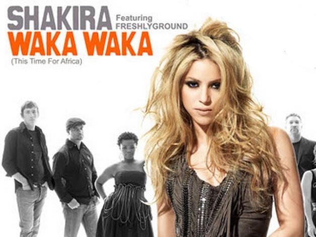 Clipe Shakira – Waka Waka (Tema Oficial da Copa do Mundo 2010)
