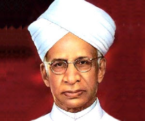 FREE FOR ALL: Biography Of Sarvepalli Radhakrishnan