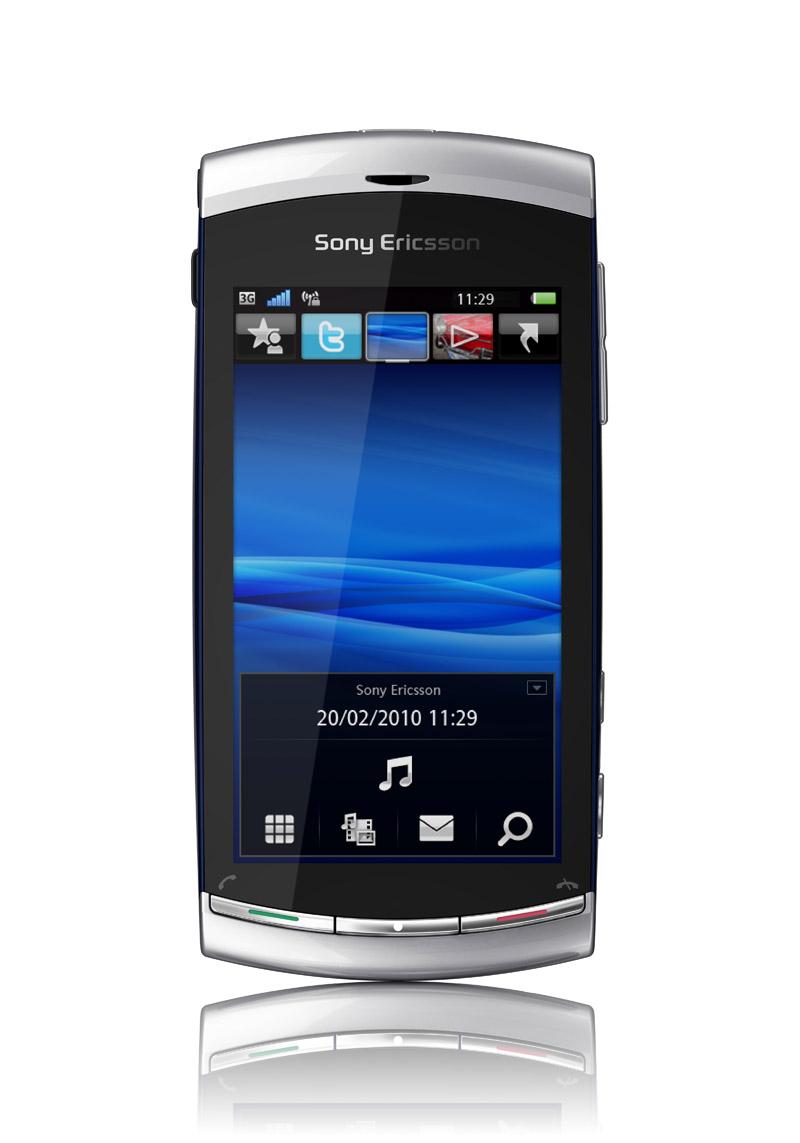Sony Ericsson Vivaz: HD y de lo mas popular