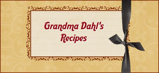 Grandma Dahl's Recipes