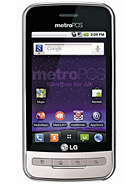 LG Optimus M hard reset
