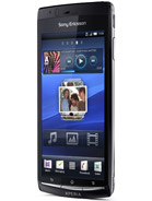 Sony Ericsson Xperia ARC (Anzu/X12) Hard Reset manual
