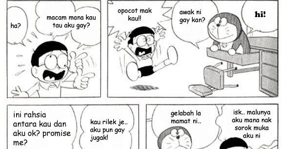 Pengakhiran Cerita Doraemon Amp Nobita Tubelawak