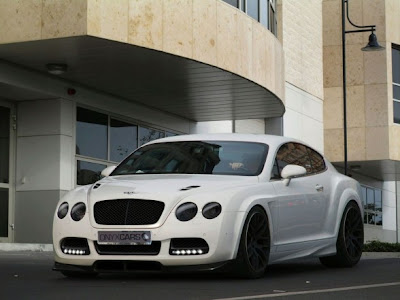 2010 ONYX Bentley Continental Platinum GTO
