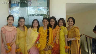 Women University Islamabad Girls