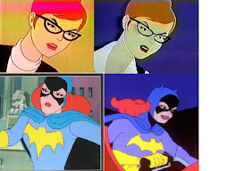 BATGIRL/ BABS GORDON CARTOONS