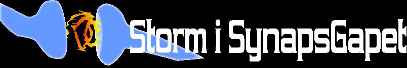 Storm i SynapsGapet