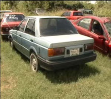 Auto Robado en La Cd. de Morelos