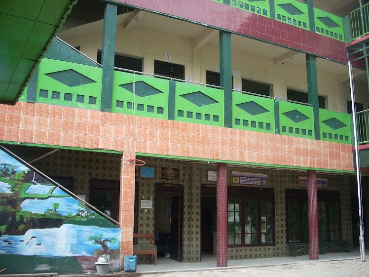 Gedung SMA Islam Kartika Surabaya