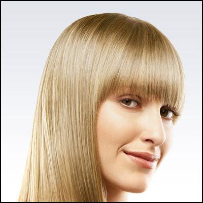 Cara de uma modelo (anúncio da Dove)
