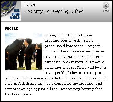 Japão - Our Dumb World