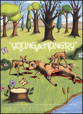 Young & Hungry - YoungGuns Awards 2005, Ana Bagayan