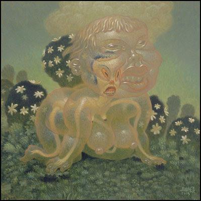 Jelly Casing - Dave Cooper [clique para ampliar]