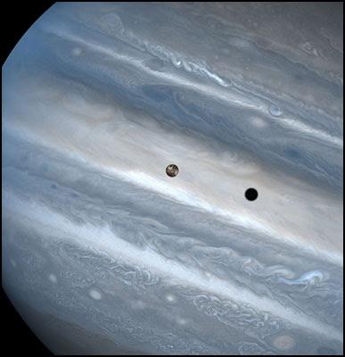 Io transit of Jupiter [clique para ampliar]