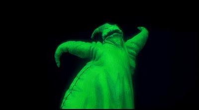 Oogie Boogie - Tim Burton