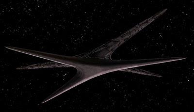 Basestar - Battlestar Galactica