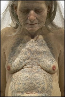 Sam Jinks - Tattooed Woman