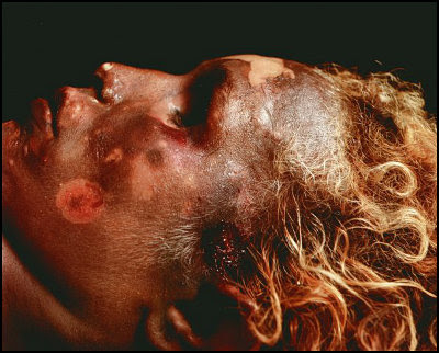 Jane Doe killed by police - Andres Serrano