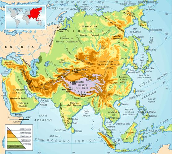 Geo 3 Asia  Lessons  Tes Teach