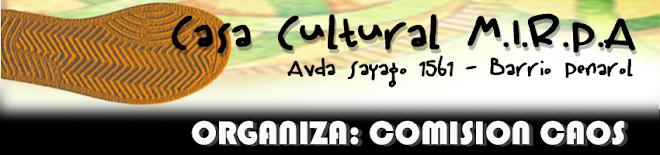 Casa Cultural MIRPA