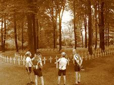 WWI Military Graveyard