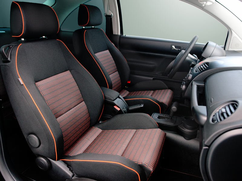 New beetle clube oficial black edition for New beetle interieur