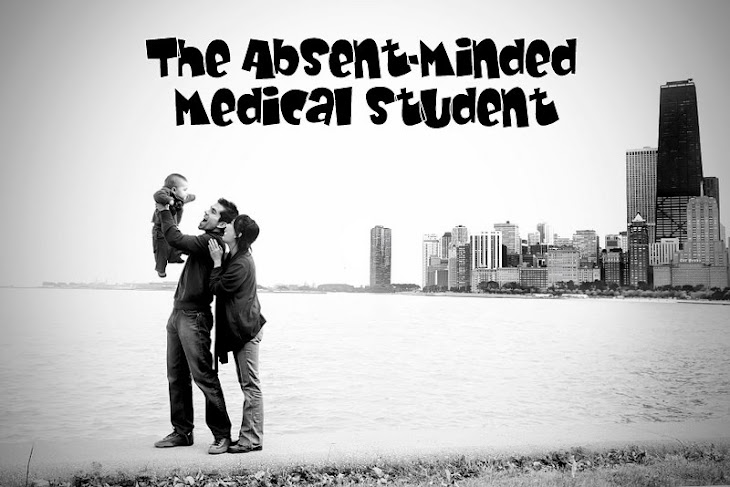 The absent-minded medical student