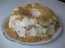 Frusen Cheese cake