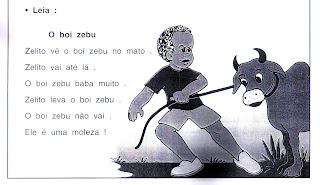leitura9 CADERNO DE LEITURA para crianças