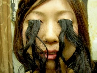 Longest eyelashes fail