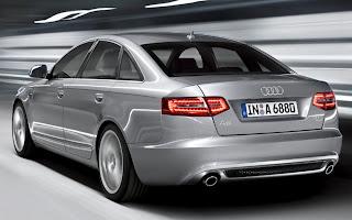 2011 Audi A6: high tech in the executive class