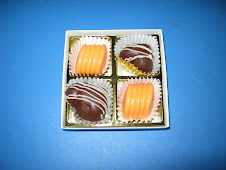 4 kuantiti bentuk coklat