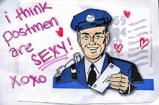 Sexy Mailman