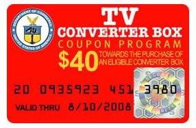 TV Convertor Chaos