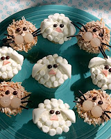 I'm hoping March will be in like a lion, out like a lamb and full of cupcakes!