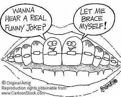 I can't resist bad jokes!