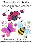 Troquinha Abelhinha, Borboletinha e Joaninha