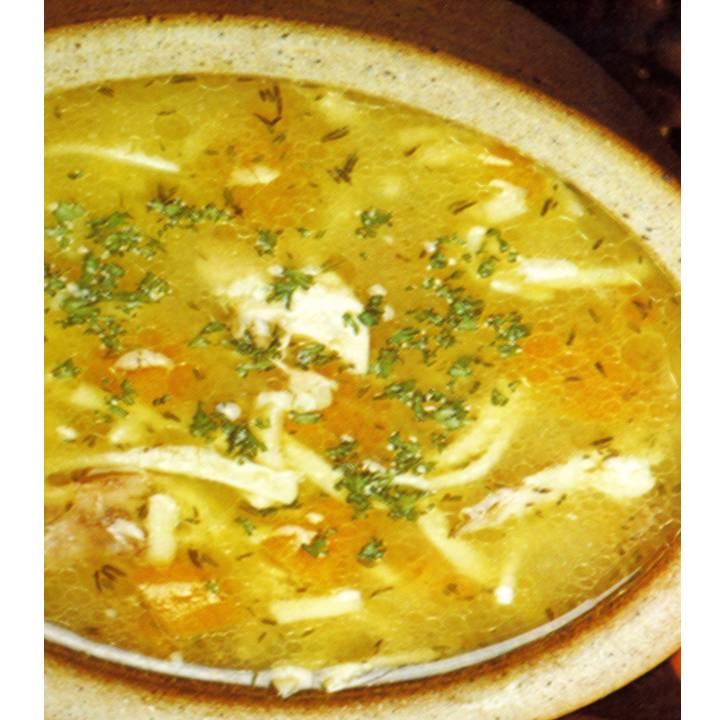 Receta de sopa con pollo y fideos for Resetas para cocinar