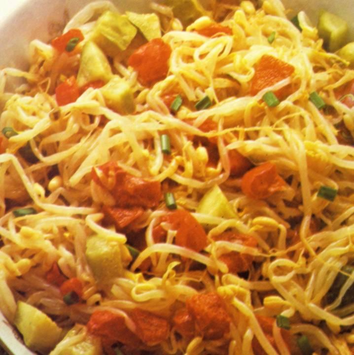 recetas de cocina receta cocina ensaladas soya